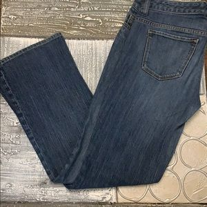 The limited blue jean boot cut - 10